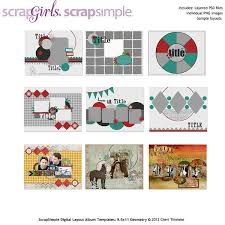 photo album 8 5 x 11 105 best 8 5x11 scrapbook sketches images on scrapbook