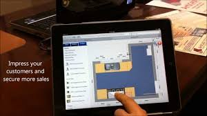 design a kitchen on an ipad with my room plan from articad youtube