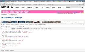jquery design elements javascript jquery and the web landscape today themeshaper
