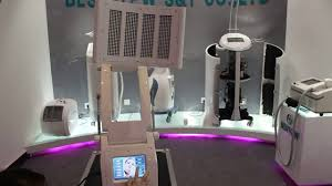 How Does Light Therapy Work How Does A Pdt Led Anti Aging Light Therapy Machine Work Youtube