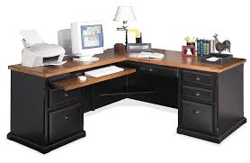 home design modern glass l shaped computer desk designs room