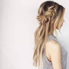 braided hairstyles with hair down half up hairstyles for every bride mywedding