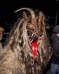 Krampus Costume Hand Crafts Costumes And Make Up Ect On Krampus Collection