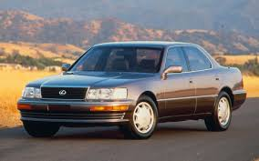 lexus ls400 ls is more a brief timeline of lexus u0027 ls flagship
