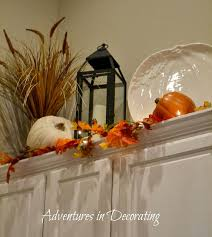 adventures in decorating our fall kitchen