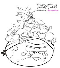 angry birds star wars coloring pages anakin bltidm