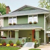 for a home that looks put together capping it off with a roof in