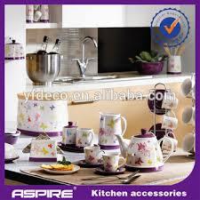 kitchen storage jar canister ceramic kitchenware kitchen set buy