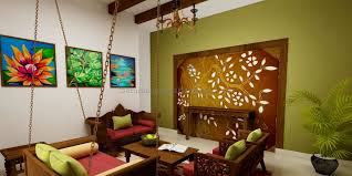 Interior Design For Indian Living Room Ethnic Indian Living Room Designs