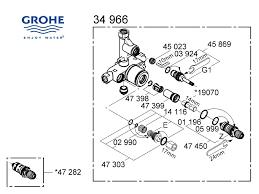 Shower Faucet Cartridge Types Shower Mixer Valve Grohe Avensys Modern Shower Mixer Mira