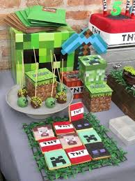 kara u0027s party ideas tnt minecraft birthday party kara u0027s party ideas