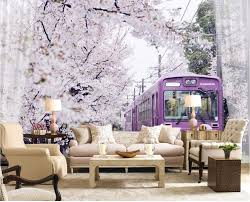 compare prices on wallpaper wall murals online shopping buy low 3d room wallpaper landscape custom mural the cherry blossom decoration painting 3d wall murals wallpaper for