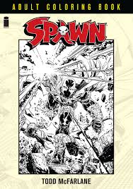 image preview spawn coloring book u2013 aipt