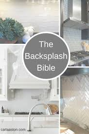 where do you end a kitchen backsplash u2014 designed