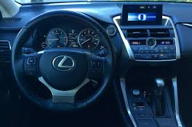 lexus nx 200t car review review 2015 lexus nx 200t a luxury compact crossover that