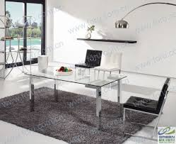 heavenly stainless steel dining table glass top renovation