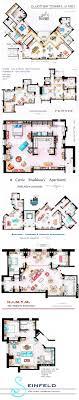 seinfeld apartment floor plan architecture floor plans for tv show apartments fraiser friends