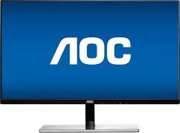 computer monitors black friday aoc i2279vwhe 21 5