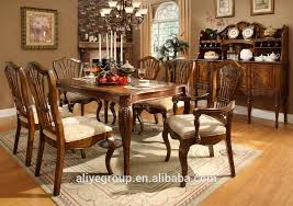European Dining Room Furniture 9005a 36 Wood Furniture Made In Malaysia 2016 European Dining Room
