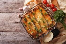 recette cuisine du jour la recette du jour gratin d aubergines à l italienne matin