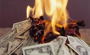 20 foolish ways to spend money