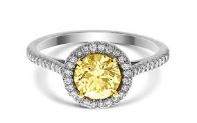 fancy yellow diamond engagement rings fancy yellow diamond rings white gold yellow diamond jewelry
