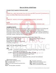 clinic note download doctors note template doctors note template