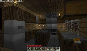 my minecraft house 8 kitchen by volcanosf on deviantart pics