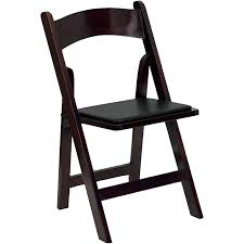 renting folding chairs mahogany folding chair wood chair goodwin events