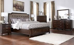 Upholstered Headboard Bed Frame Awesome Wood Framed Upholstered Headboard Including Bed Frame And