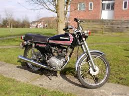 1977 honda cg 125 picture 709067