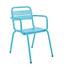 chaise de jardin design fauteuil de jardin design métal visalia par drawer fr