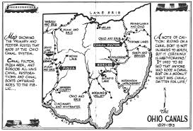 Ohio Google Maps by Ohio To Erie Trail Map North East Section Google Search