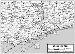 Accra Ghana Map Nasa Tp 2004 212762 Section 1