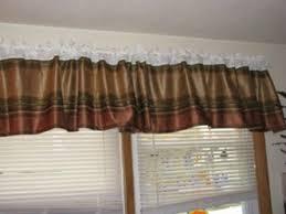 Making A Valance Window Treatment Making A Window Valance Thriftyfun