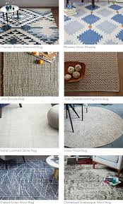 How To Decorate Sofa Table Choose The Right Rug West Elm
