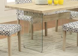acme glassden dining table set 71905 savvy discount furniture