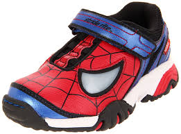 amazon com stride rite spider man light up sneaker toddler