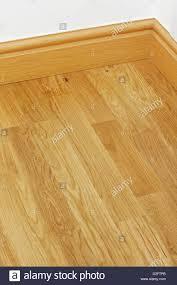 Laminate Effect Vinyl Flooring Close Up Showing Some Wood Effect Vinyl Flooring And Mdf Imitation