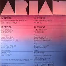 arian love com arian arian reissue vinyl at juno records