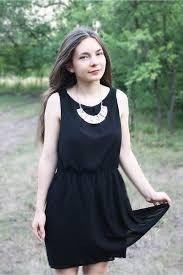 black necklace dress images Black new look dresses light yellow oasap necklaces quot little jpg