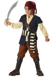 costume for kids boys swashbuckling mate costume child swashbuckling pirate costume