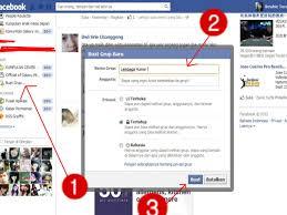 membuat facebook yg baru cara membuat group di facabook grup fb