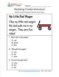 kindergarten reading passages check out these 18 worksheets