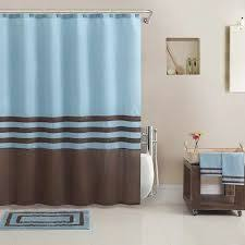 Bathroom Rug And Shower Curtain Sets Home Dynamix Designer Bath Shower Curtain And Bath Rug Set Db15n