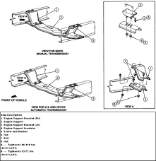 1996 f150 service manual various models im removing book says