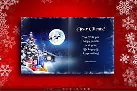 Christmas Cards For Business Clients Sending Your Clients A Christmas Card Or Gift 2017