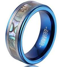 bluelans wedding band ring stainless steel matte ring cheap price free shipping usa canada selling 8mm the bioshock