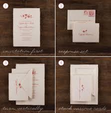 order wedding invitations wedding invitations order in envelope wedding invitation order in