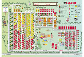 Holiday Inn Orange Lake Resort Map Hayward Wisconsin Campground Hayward Koa